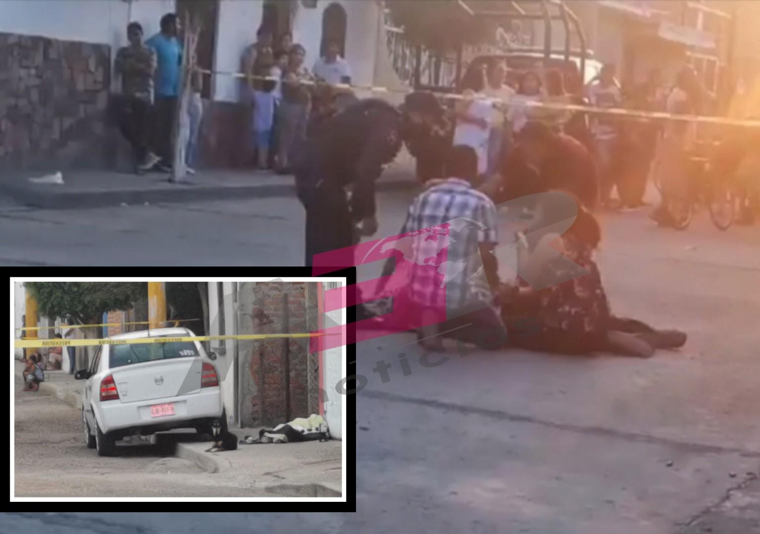 Tres hombres y una niña de 9 años muertos, en dos ataques armados al sur de Irapuato. 1