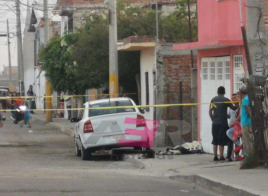 Tres hombres y una niña de 9 años muertos, en dos ataques armados al sur de Irapuato. 3