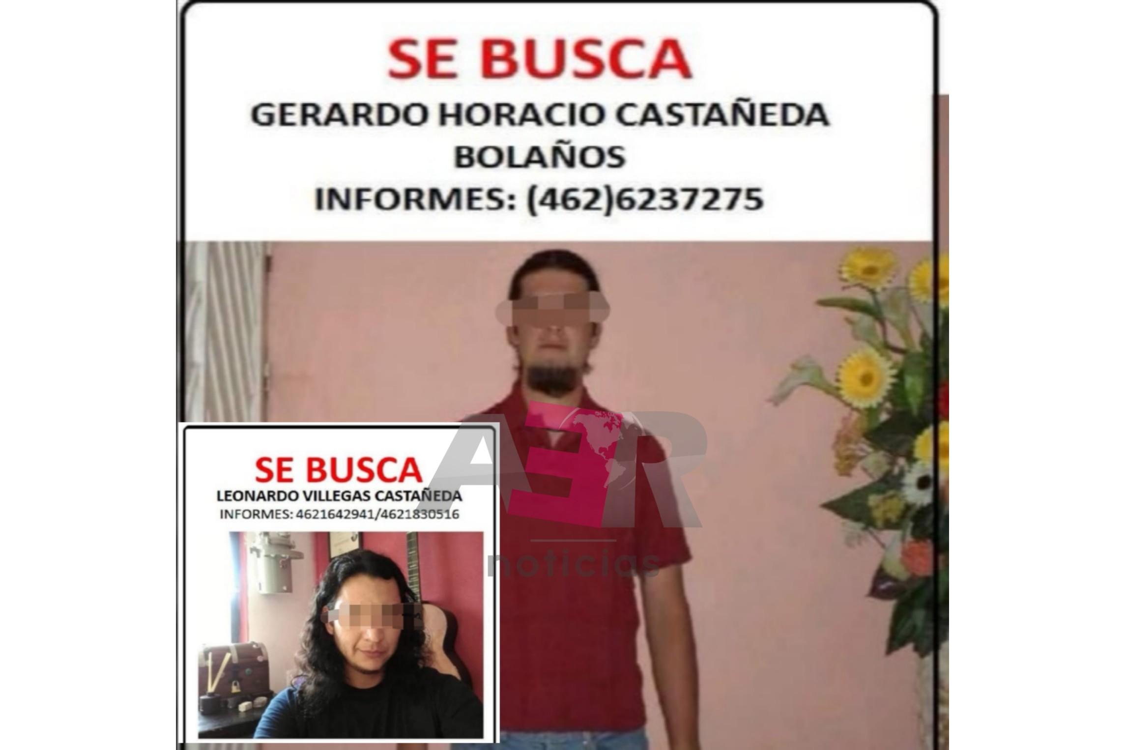 Localizan con vida a tres hombres desaparecidos en la col. Miguel Hidalgo. 1