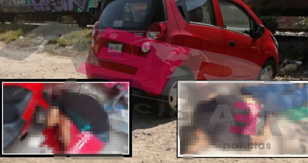 Dos muertos deja persecución y balacera en Celaya. 7