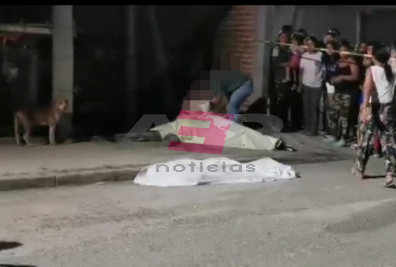 Matan a dos hombres en la Col. Emiliano Zapata III 2