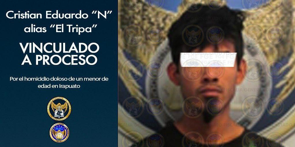 Detienen a presunto asesino de menor de 13 años de edad, localizado en el 4to. Cinturón Vial de Irapuato. 3