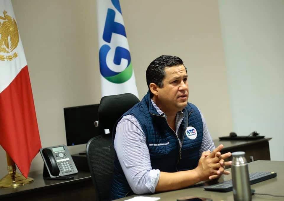 Exige Diego Sinhue a la Federación no evadir delitos de su competencia 7