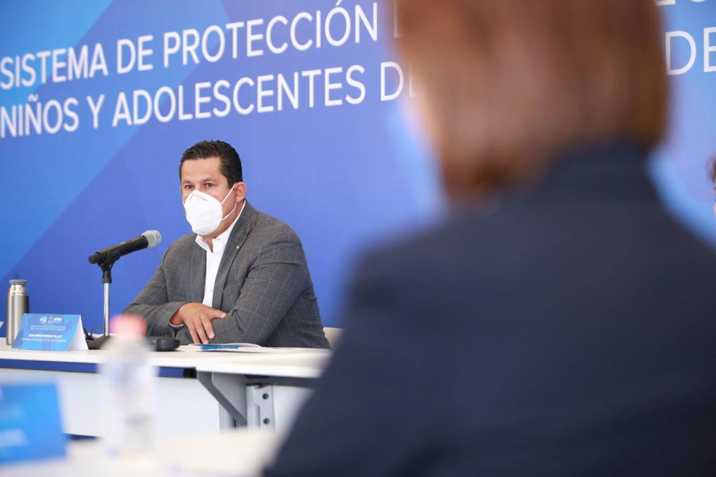 Ofrece Estado disculpa pública por hechos en Ciudad de los Niños Salamanca. 7