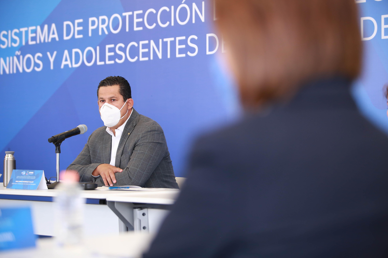 Ofrece Estado disculpa pública por hechos en Ciudad de los Niños Salamanca. 1