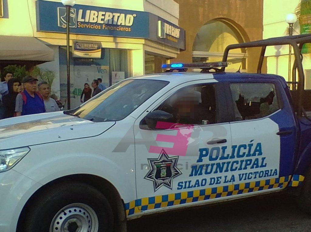 Ejecutan a tres policías en Silao, cerca de Plaza La Joya 2