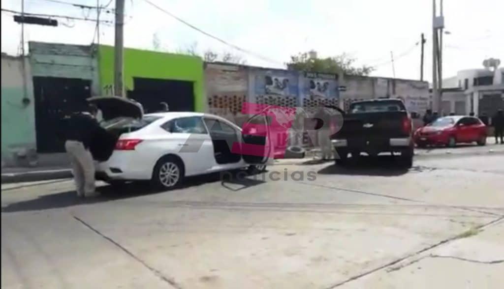 Condena la FGE el cobarde crimen de dos Agentes de Investigación Criminal en Celaya. 7