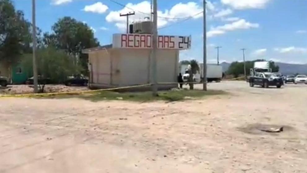 Matan a seis en fonda sobre carretera rumbo a San Luis de la Paz. 7