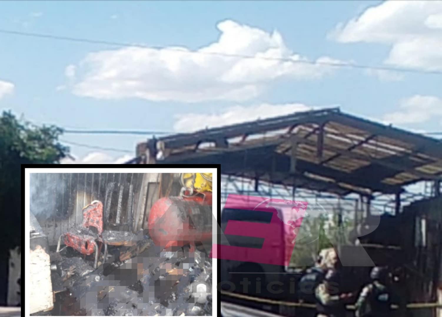 Ataque armado y con granadas cobra la vida de cuatro hombres en vulcanizadora. 4