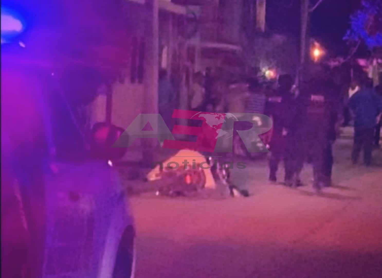 Un muerto y un lesionado en ataque armado en la Plan Guanajuato. 1