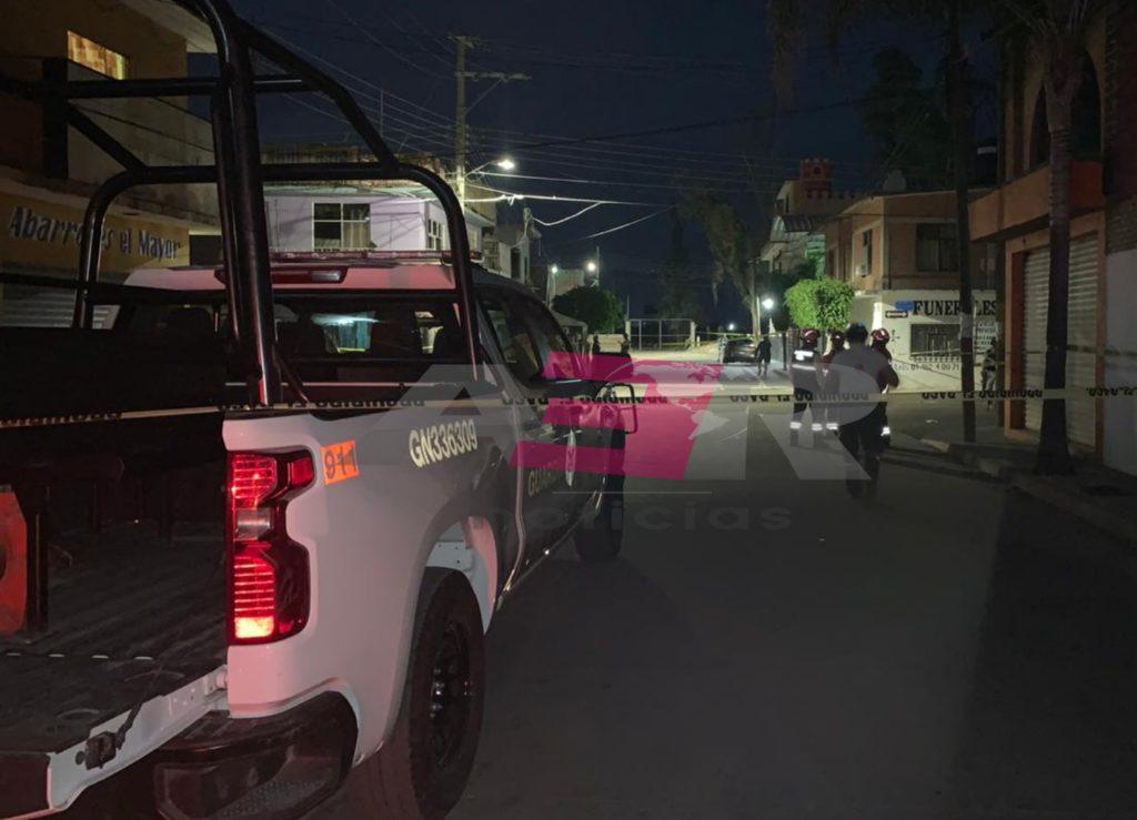 Matan a joven de 19 años y localizan granada de fragmentación en Rancho Grande. 7