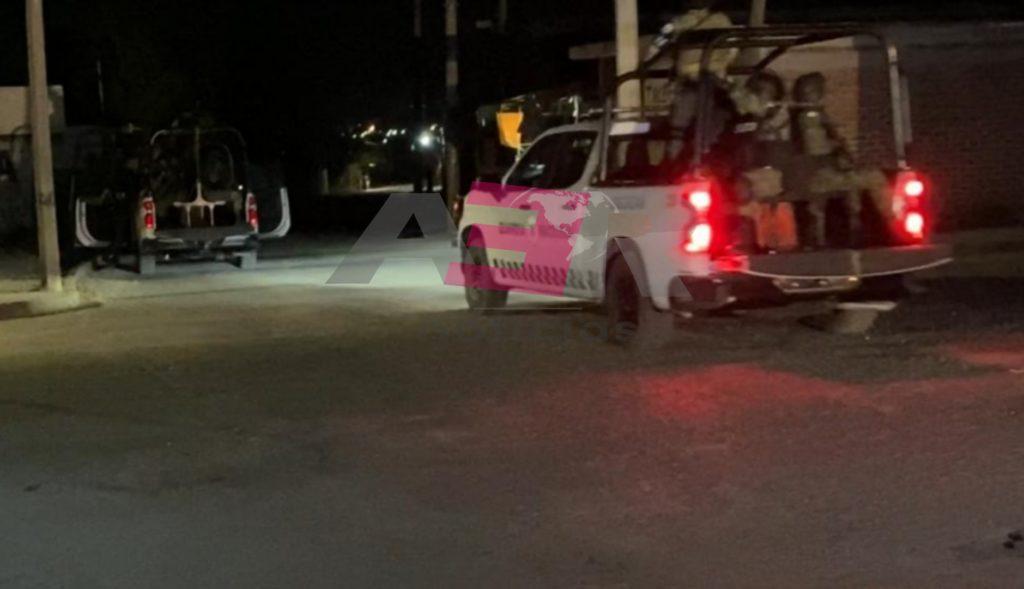 Confirman un civil muerto y GN herido tras enfrentamiento en El Carrizal 7