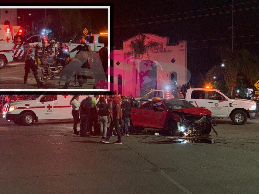 Estado de ebriedad, causante de fatal accidente que cobró la vida de dos personas en Los Arcos 7