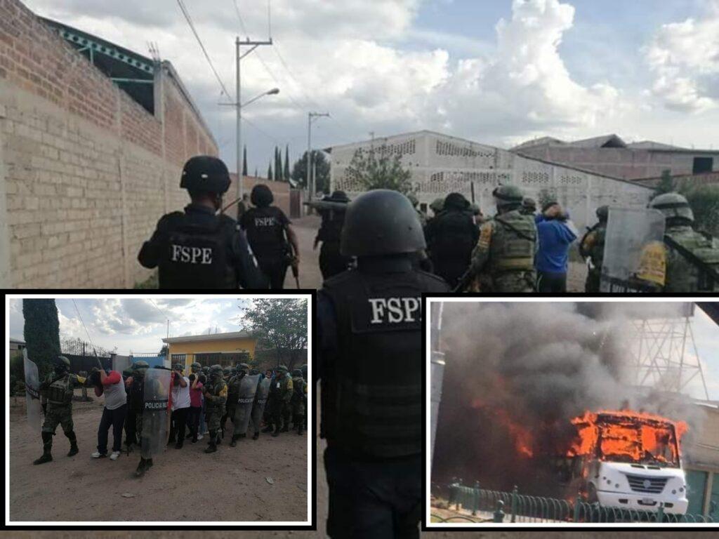 Libres 7 de 26 detenidos en San Isidro de Elguera, tras quema de vehículos y comercios 2
