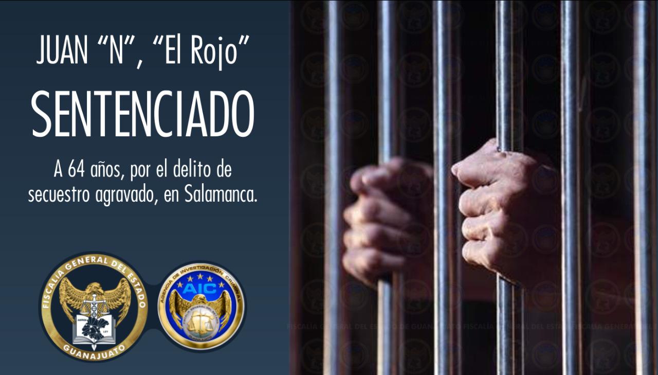 """""""El Rojo"""" es sentenciado a máxima pena de prisión culpable del plagio de dos menores en Salamanca 4"""