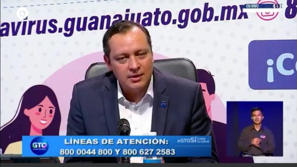 Un total de 27 defunciones en tan solo 24 horas por Covid-19 en Guanajuato 7