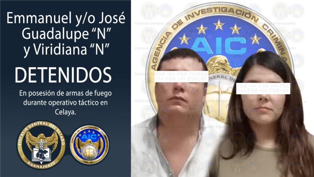 """Capturan a """"El Mamey"""", importante jefe de grupo criminal en Celaya. 7"""