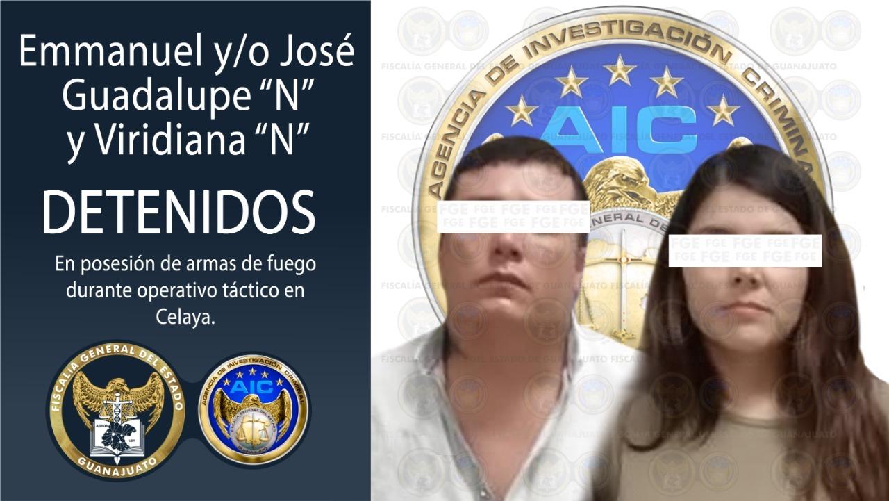 """Capturan a """"El Mamey"""", importante jefe de grupo criminal en Celaya. 1"""