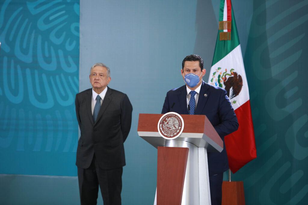 Reafirman compromiso el Estado y la Federación de trabajar en coordinación por la seguridad de Guanajuato. 7