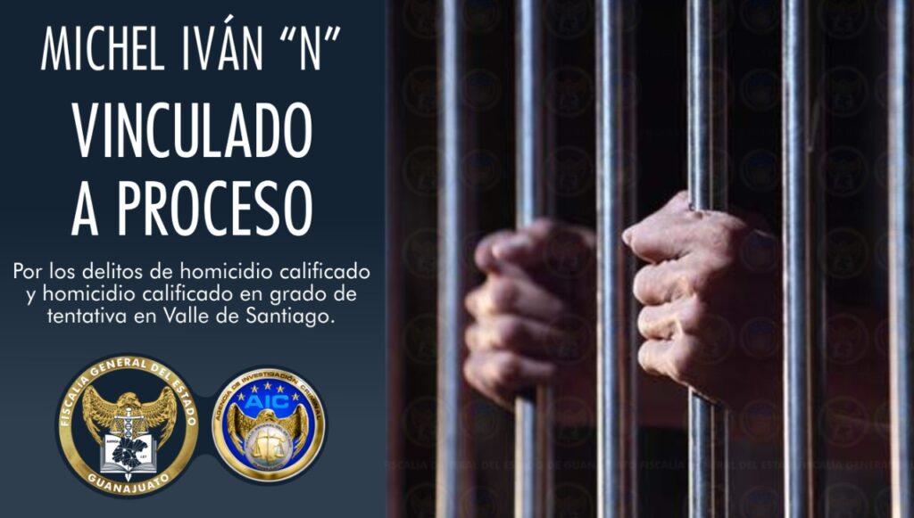 Vinculan a proceso a inculpado en ataque a vulcanizadora en Valle de Santiago. 7