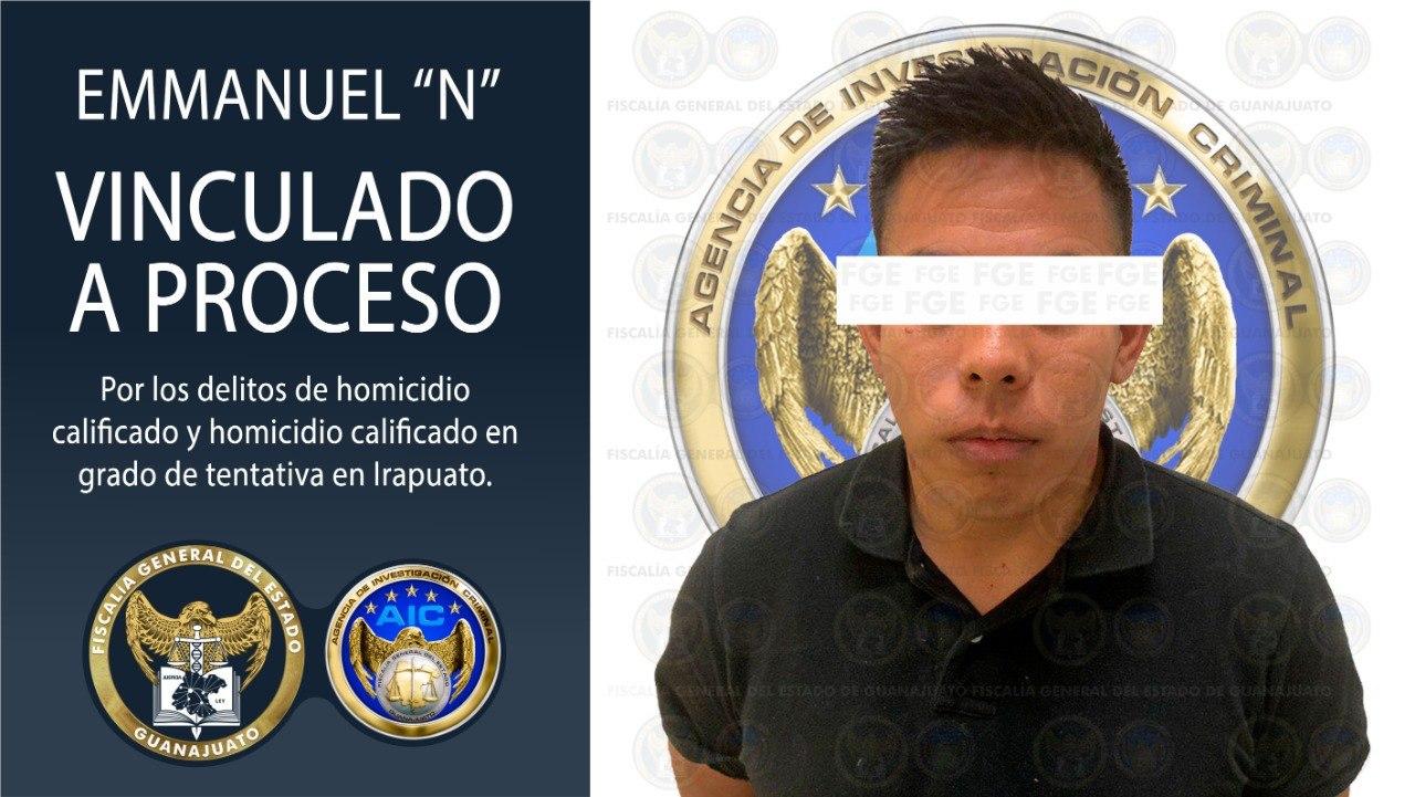 Vinculan a proceso a uno de los imputados en el múltiple homicidio de un anexo en Irapuato. 4