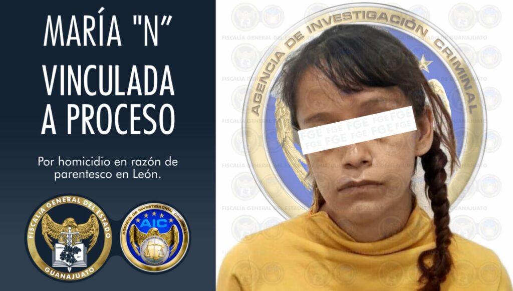 Detiene la FGE a mujer que mató a su bebé en León. 7