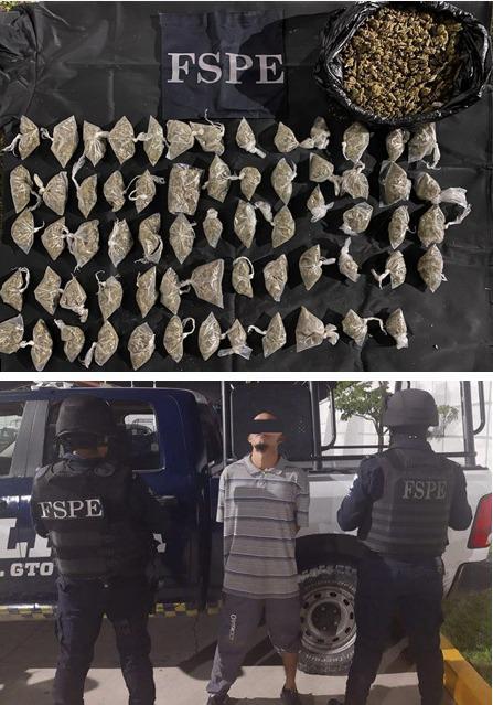 Detienen a 43 personas, detectan 4 tomas clandestinas y 22 mil litros de combustible. 10