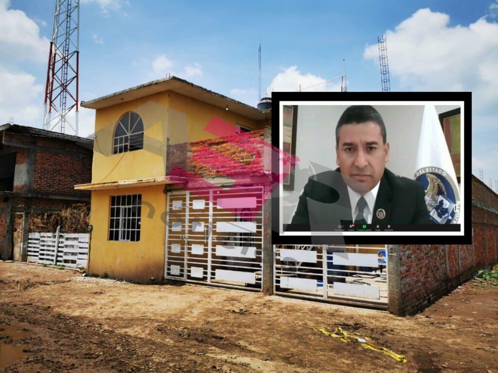 Suman 27 víctimas de ataque en Anexo de Irapuato, confirma el Fiscal del Estado, Carlos Zamarripa Aguirre. 7