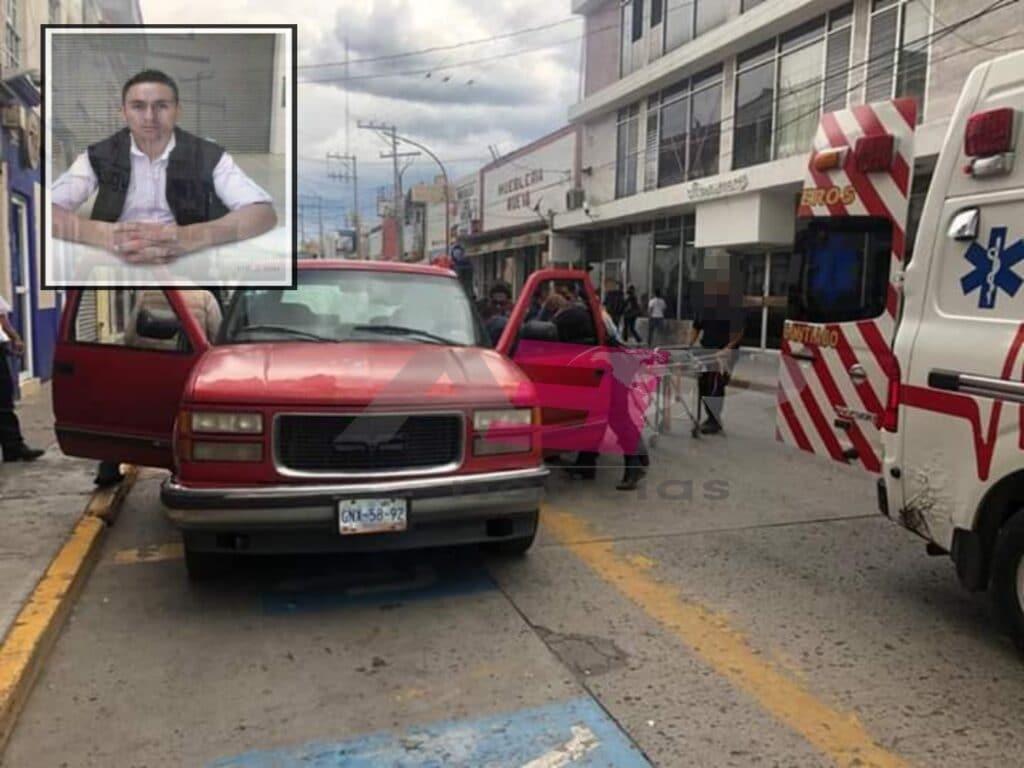 Matan a subdirector de policía de Moroleón en Valle de Santiago; su escolta está grave 7