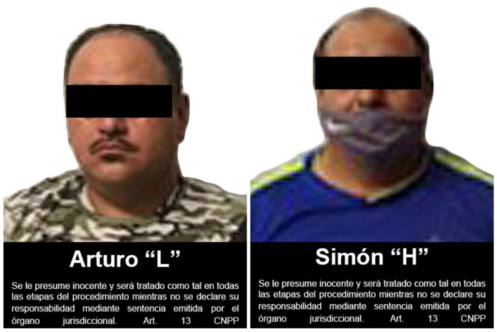 Obtiene la FGR vinculación a proceso de dos hombres por secuestro cometido en Irapuato 7