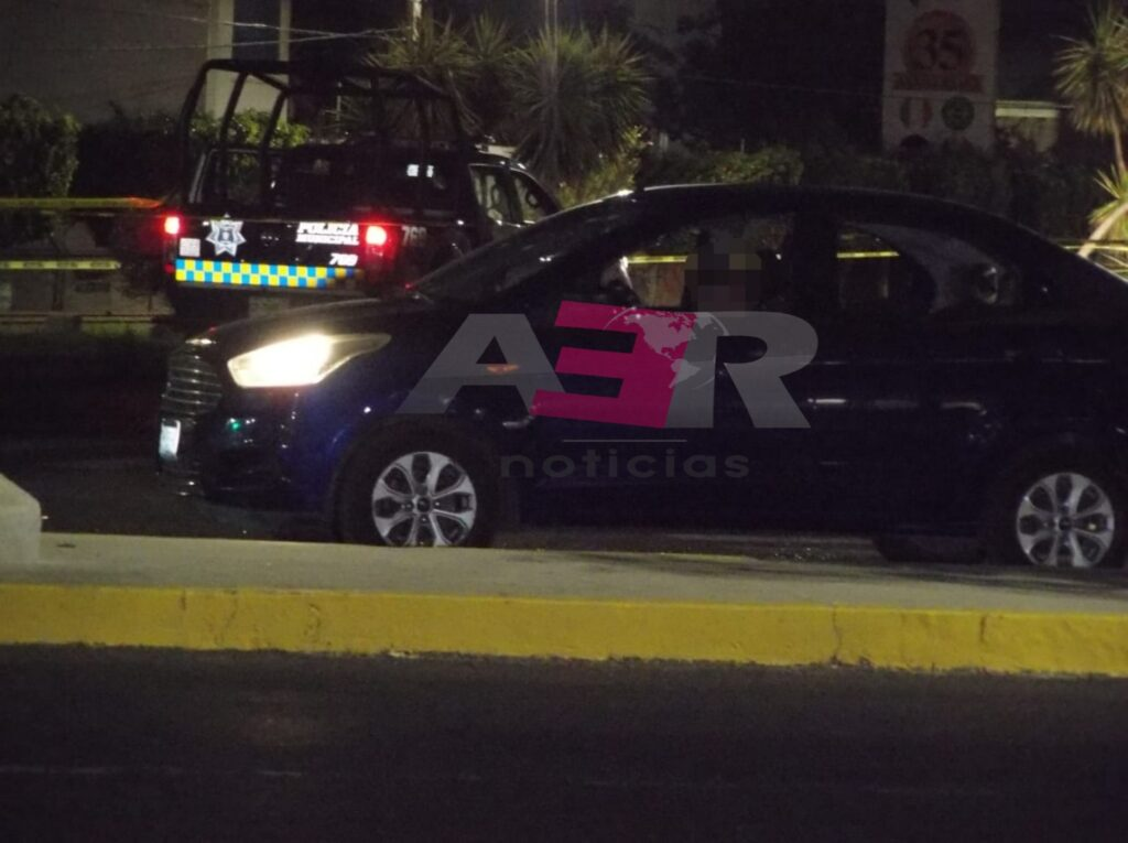 Era chófer de taxi ejecutivo, el hombre asesinado en Paseo Irapuato 2