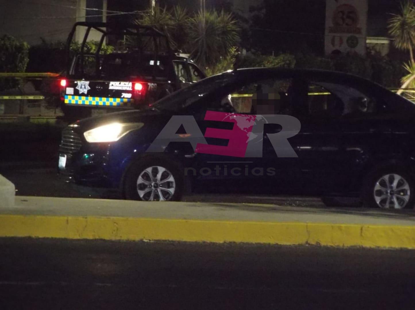 Era chófer de taxi ejecutivo, el hombre asesinado en Paseo Irapuato 1