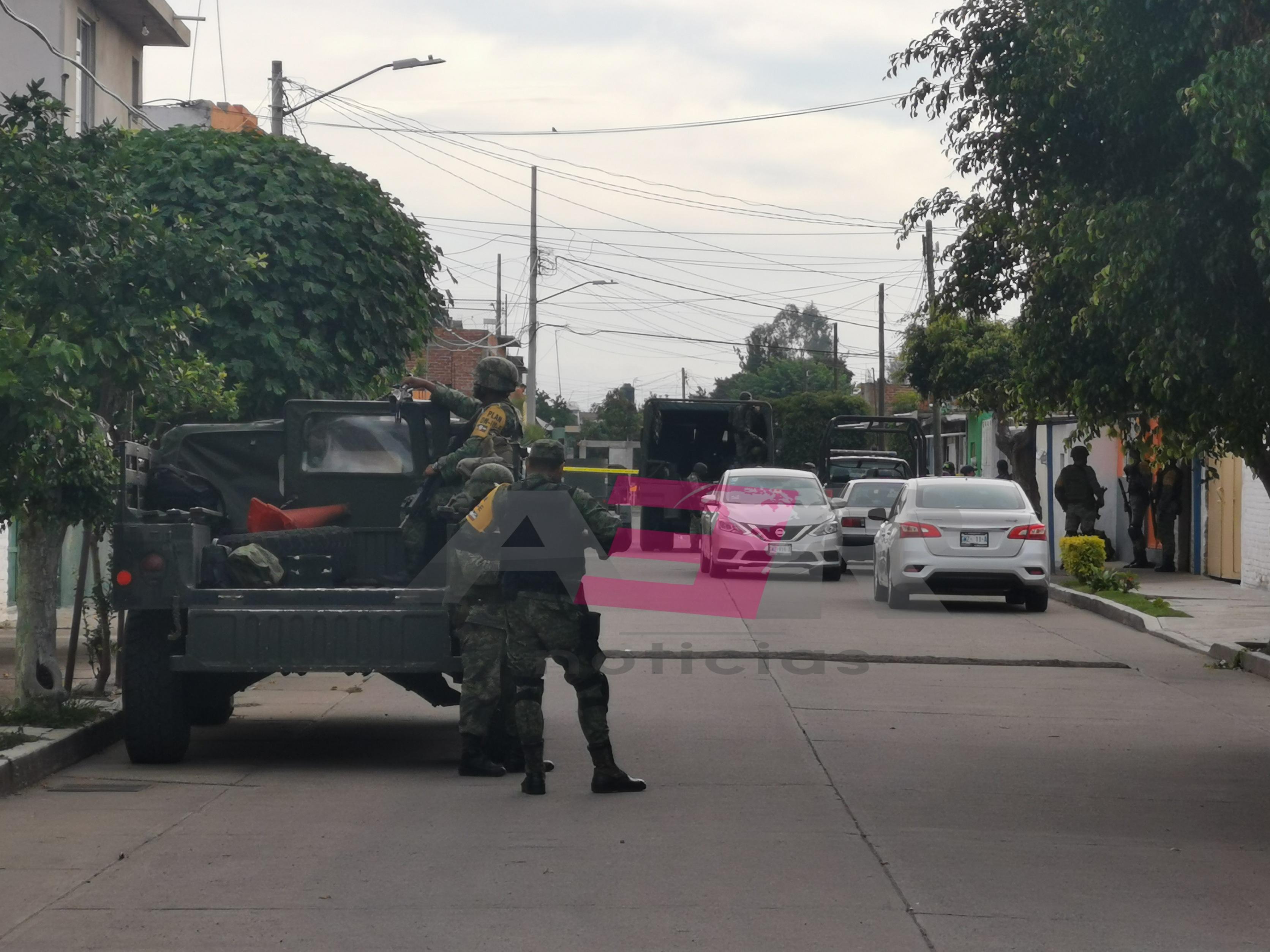 Rafaguean y lanzan granada a vivienda en Rancho Grande 3