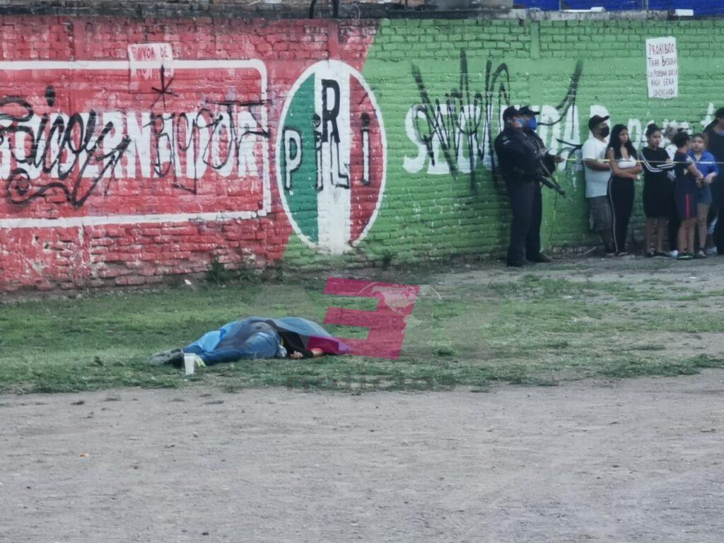 """En presencia de niños y mujeres, matan a portero del equipo de fútbol de """"El Ranchito"""" 9"""