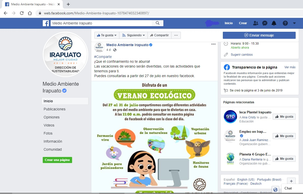 INVITAN A VERANO ECOLÓGICO DIGITAL 4