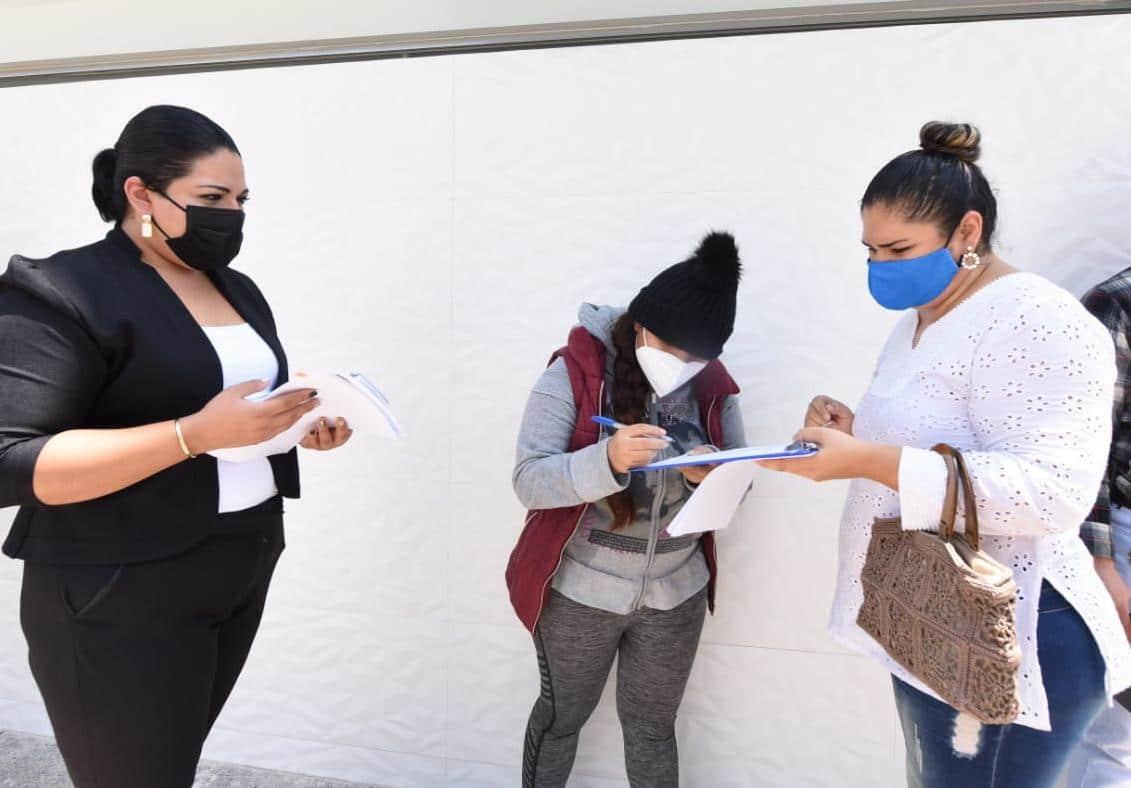 GESTIONAN APOYO A MUJERES  EN EXTREMA VULNERABILIDAD 4