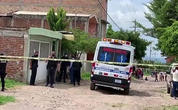 Matan a menor de tres años, a mujer y lesionan a hombre en ataque en León 3