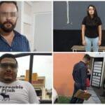 DETIENE POLICÍA MUNICIPAL A TRES POR PRESUNTA TRATA DE PERSONAS