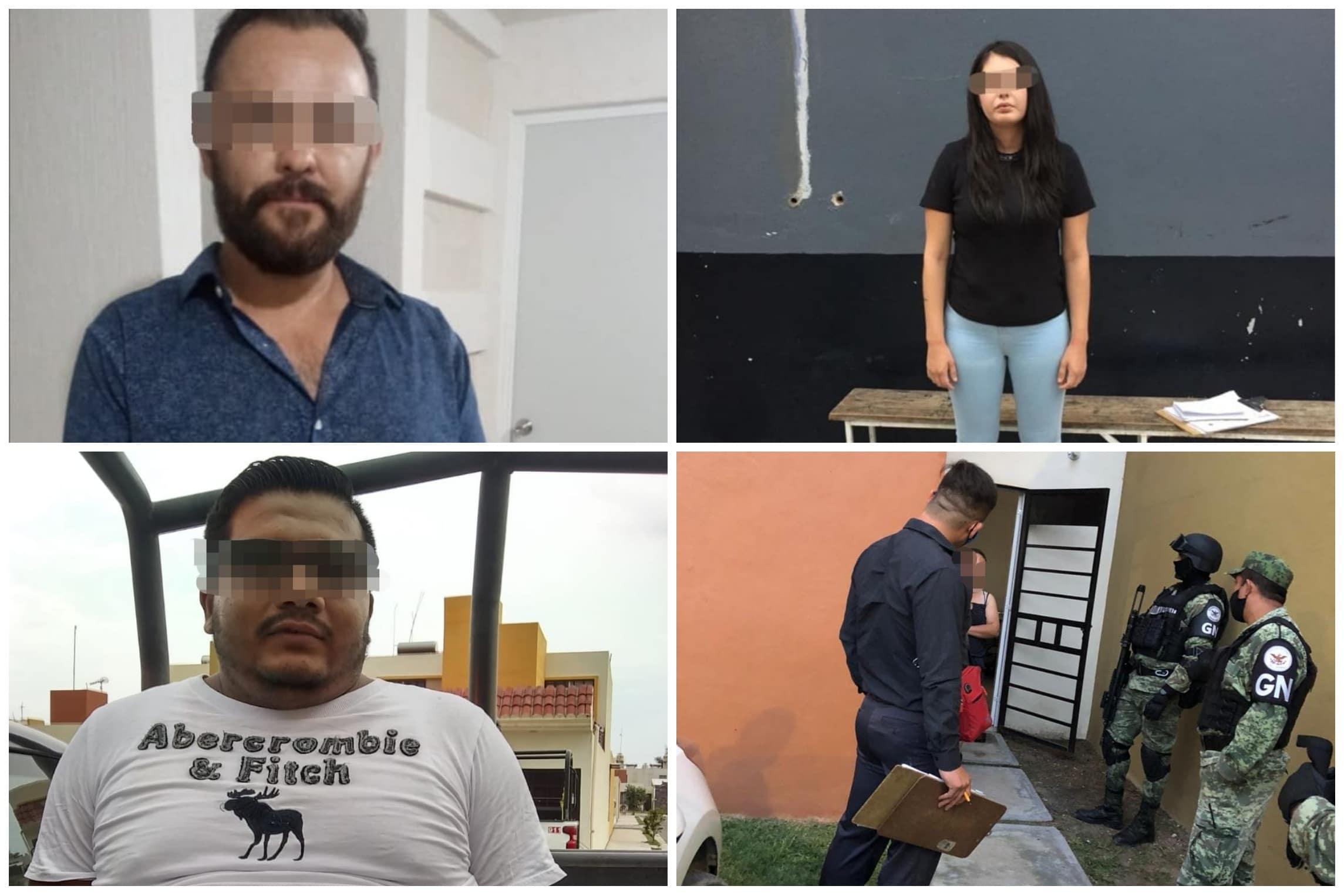 DETIENE POLICÍA MUNICIPAL A TRES POR PRESUNTA TRATA DE PERSONAS 1