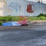 Muere ciclista tras ser impactado por otro vehículo en avenida de Los Insurgentes