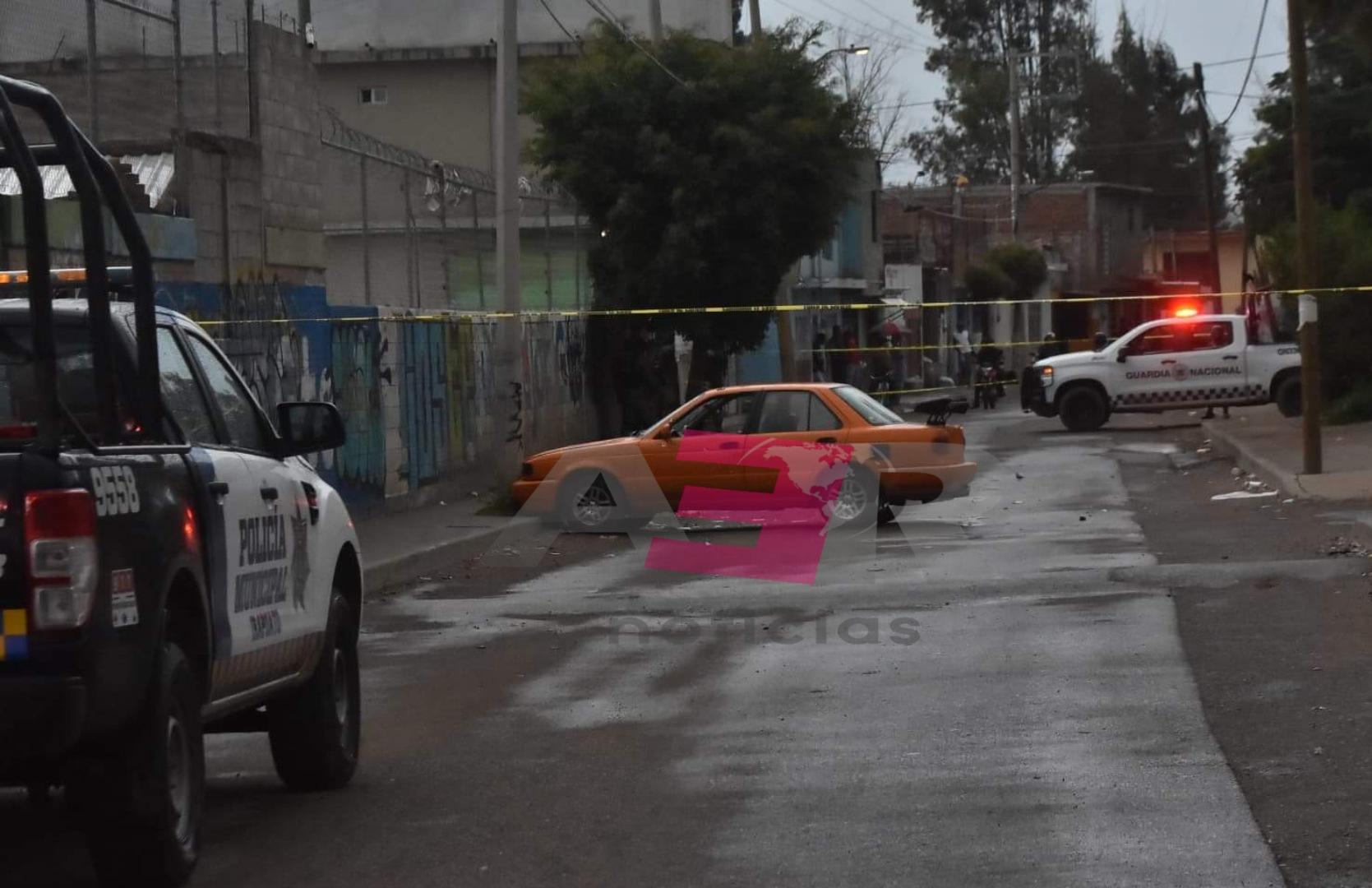 Matan a hombre a bordo de vehículo en la col. Pronasol 1