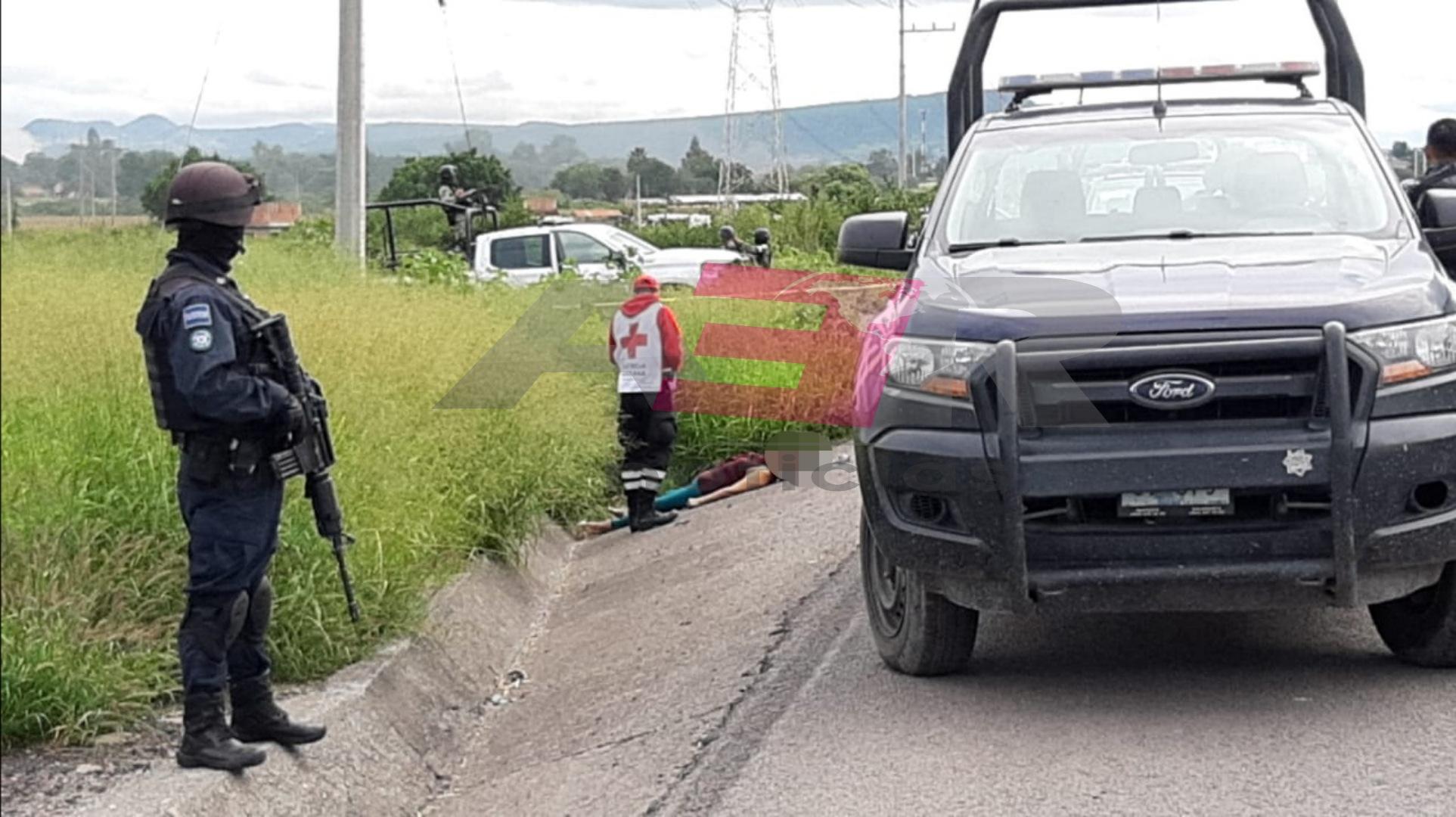 Ejecutan a mujer en Libramiento carretero rumbo a Salamanca 1