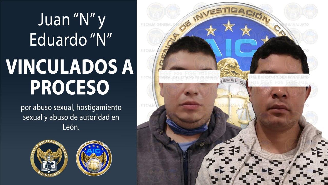 Vinculan a proceso a dos ex policías por abusos y hostigamiento sexual en agravio de una joven en León 2