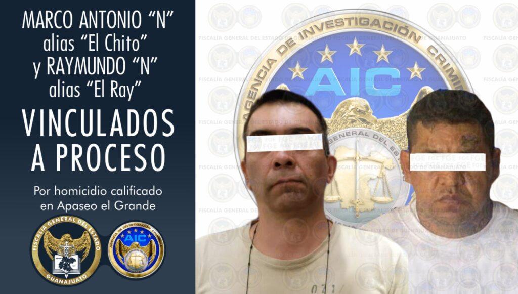 En prisión, homicidas del director de Seguridad Pública de Apaseo El Grande 7