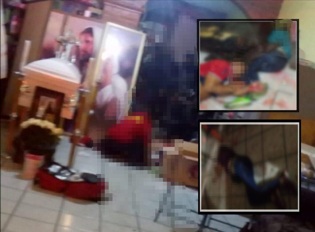 En Celaya, comando armado irrumpe en velorio, matan a cuatro y dejan varios heridos 7