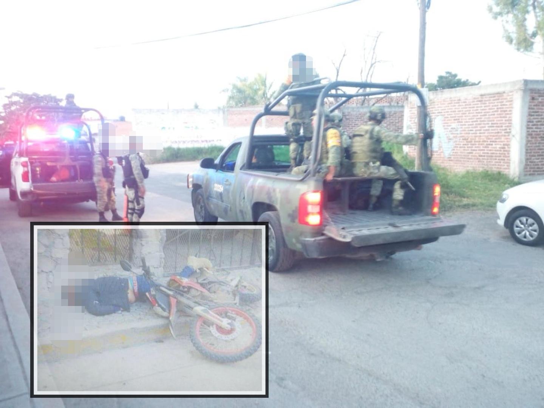Enfrentamiento entre civiles armados en La Luz en Celaya, deja dos muertos y varios heridos 3
