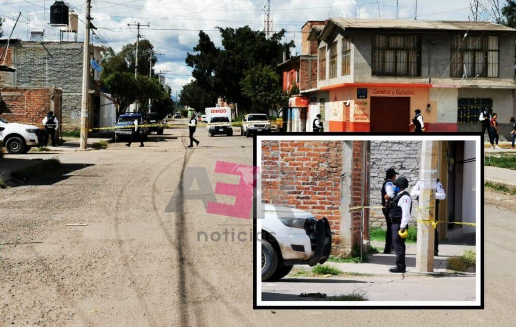 Lesionan a comerciante de pizza en la col. Constitución de Apatzingan 8