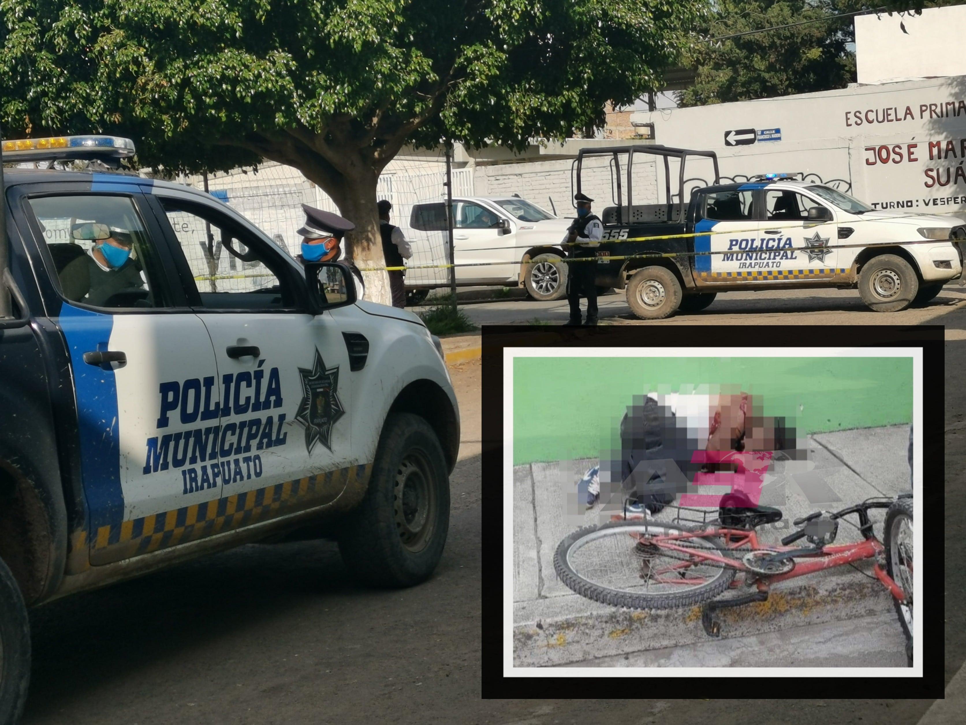 Hieren a balazos a joven en Rancho Grande, muere en el trayecto al hospital 1