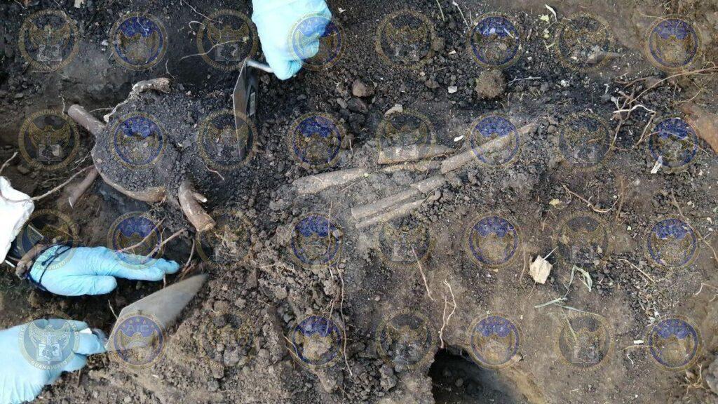Los restos óseos localizados en Valle de Santiago son de origen prehispánico. 8