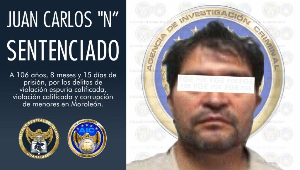 Sentencia de 106 años de prisión a profesor de karate por violación y corrupción de menores. 7